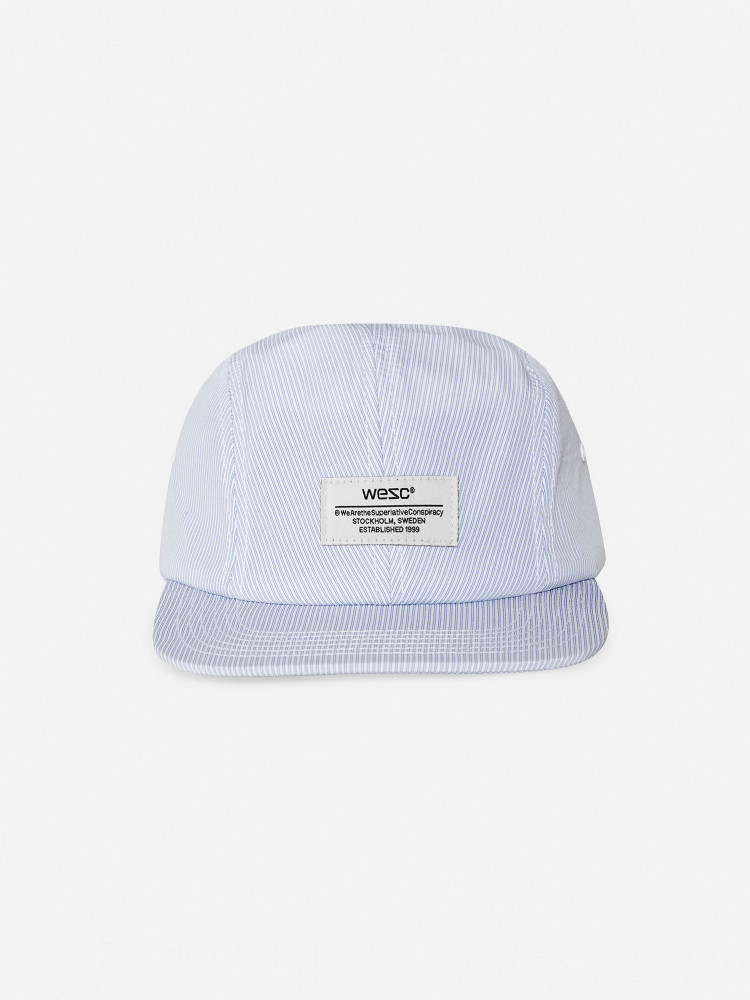 Indy Stripe 4 panel cap